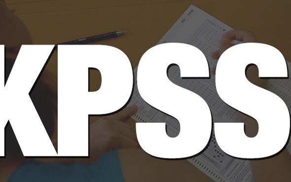 22 Temmuz KPSS sınavı kaçta başlayacak-kaç dakika sürüyor?