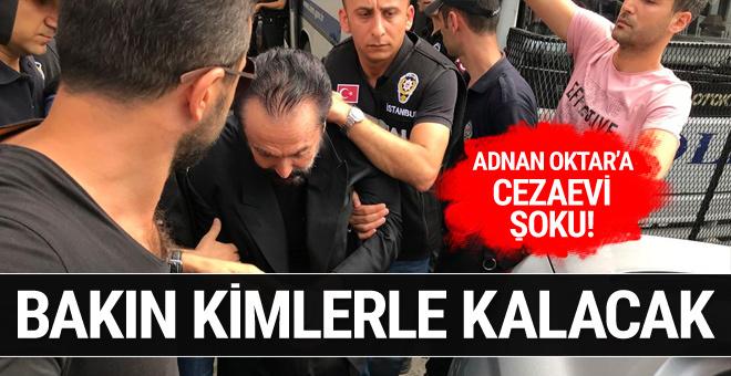 Adnan Oktar transfer oluyor! Yeni cezaevi arkadaşları bomba isimler