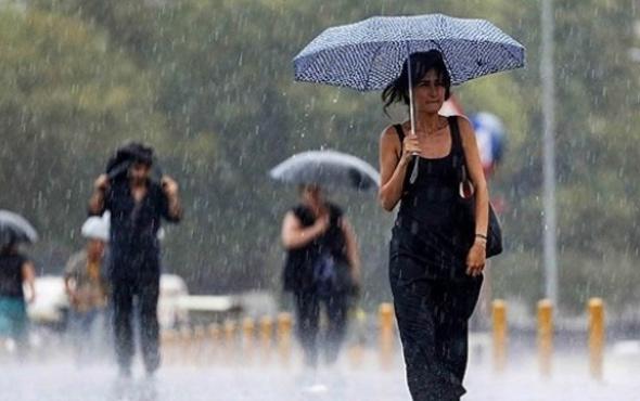 Meteoroloji'den son dakika uyarısı! İstanbullular dikkat