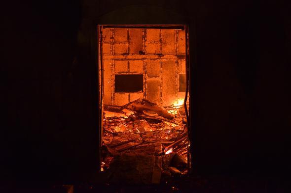 Yunanistan'da felaket! Onlarca ölü yüzden fazla yaralı OHAL ilan edildi