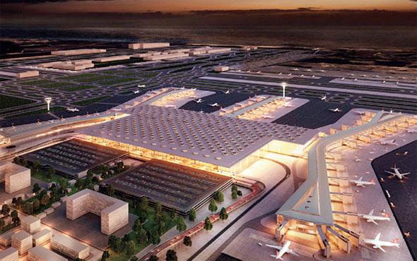 3. Havalimanı'nın yıllık kira bedeli dudak uçuklattı