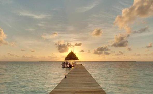 Bu adada çırılçıplak gezmek serbest ama tek bir şart var!