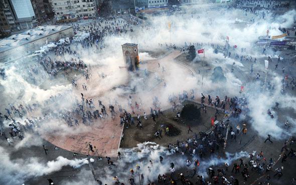 Gezi olaylarıyla ilgili AYM'den bomba karar! Eylemcilere tazminat...