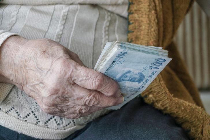 Emekli ek ödemeyle ne kadar maaş alacak işte tablo halinde maaşlar