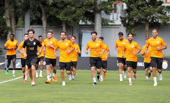 Galatasaray'da Tarık Çamdal krizi sona erdi