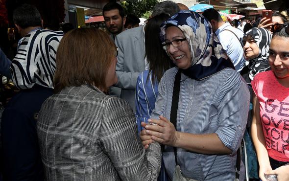 """Şahin yerli ve yabancı ziyaretçilere """"uzaklarda arama"""" kampanyasını anlattı"""