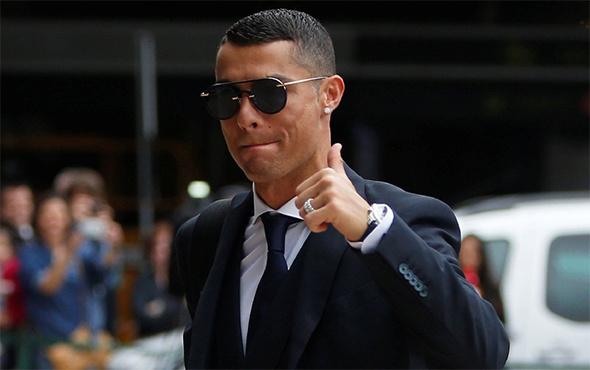 Ronaldo'dan tarihi teklife ret!