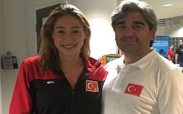 Aleyna Özkan bronz madalya kazandı