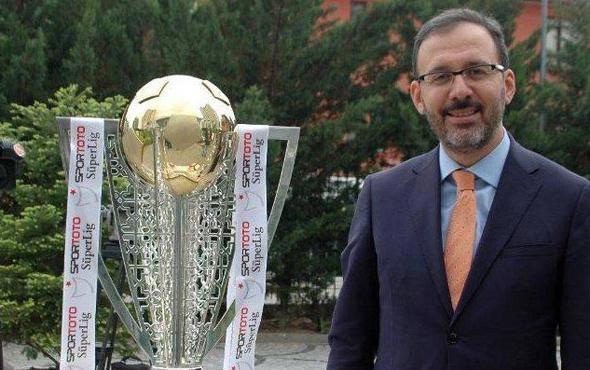 Başkan Erdoğan açıkladı! Gençlik ve Spor Bakanı Mehmet Kasapoğlu oldu