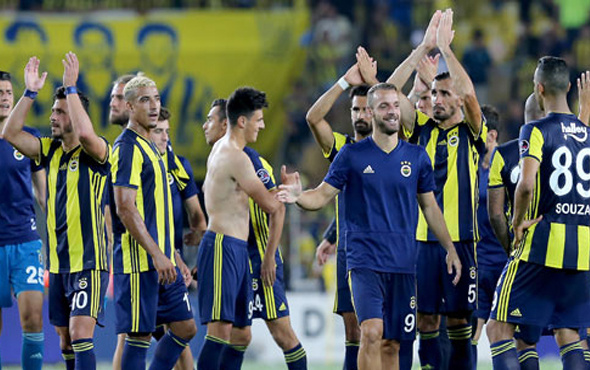 Fenerbahçe'de kulüp rekoru kırıldı!