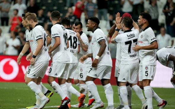 Beşiktaş rekora koşuyor