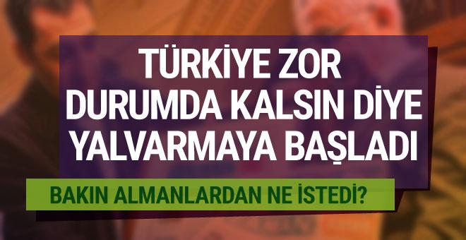 Türkiye'yi zor durumda bırakma çağrısı