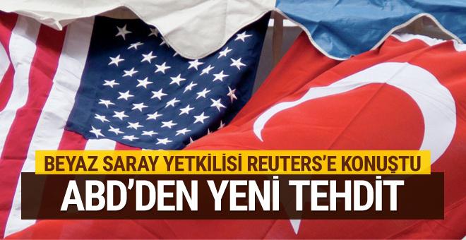 ABD'den yeni tehdit! Türkiye Brunson'ı vermezse...
