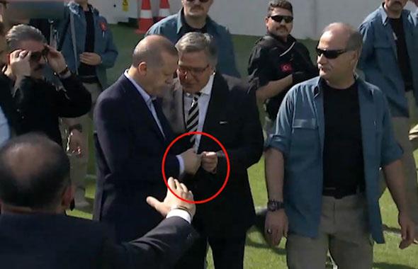Mehmet Keskinoğlu'dan Erdoğan'a yardım notu!