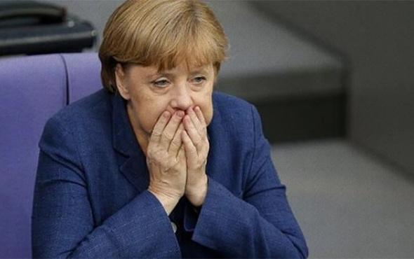Merkel'den büyük gaf! İnstagram'dan paylaştı olay oldu