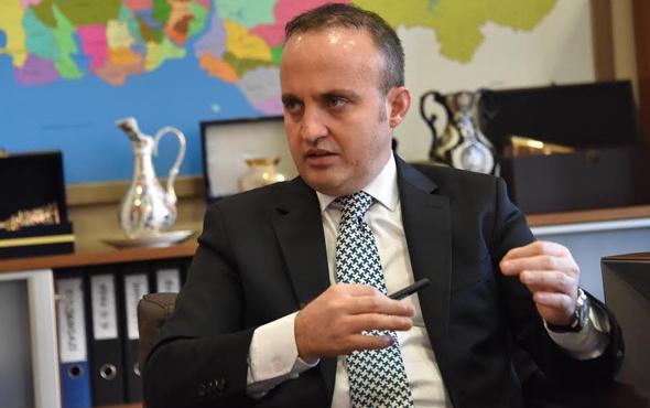AK Parti'den CHP açıklaması: Bu işin sonu kayyum