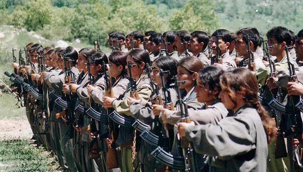 PKK'nın korkunç yöntemi!