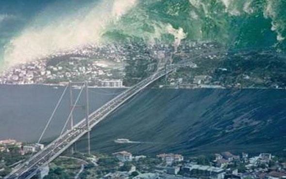 Korkutan uyarı! Marmara'da 6 metrelik tsunami olacak