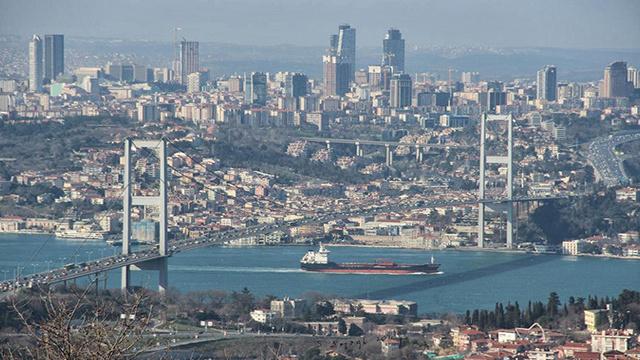 İstanbul yeşil alanda sondan ikinci 68