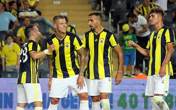 Fenerbahçe'nin Şampiyonlar Ligi play-off turundaki rakibi belli oldu!