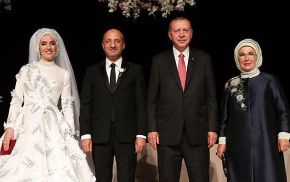 AK Parti'li vekil evlendi! Erdoğan şahitlik yaptı...