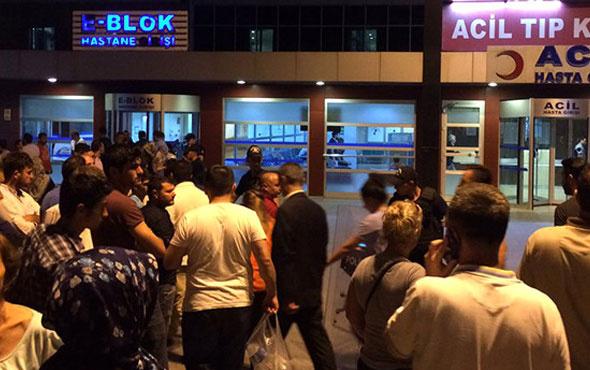 İstanbul'da şarbon paniği! Hastanelere akın ettiler