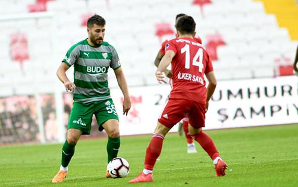 Bursaspor'da Tunay Torun sevinci