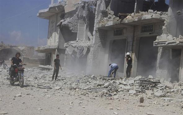 Türkiye'den BM'de İdlib için ateşkes çağrısı