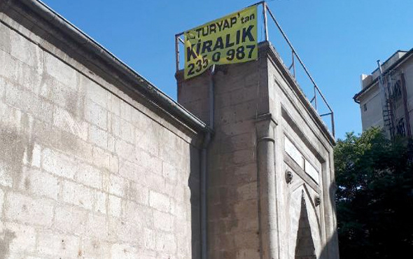586 yıllık Hatuniye Medresesi kiraya çıkarıldı