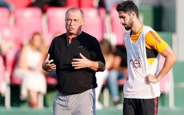 Fatih Terim Galatasaray'da sistemi değiştirdi