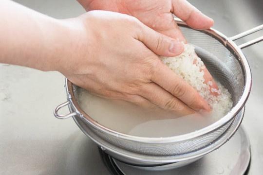 Bir bardak pirinç ile güzellik iksiri