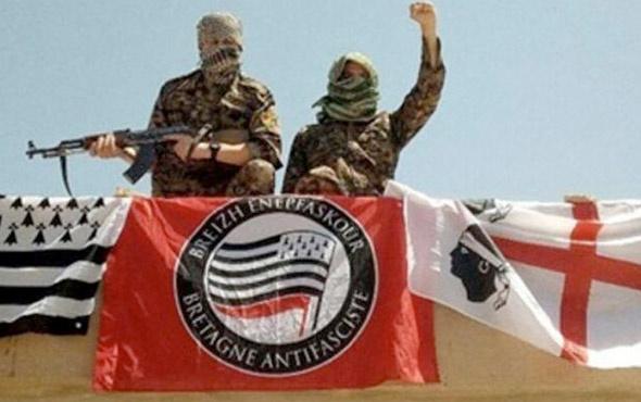 İtalya'da PKK'ya büyük darbe! Fotoğraftan tespit edildiler