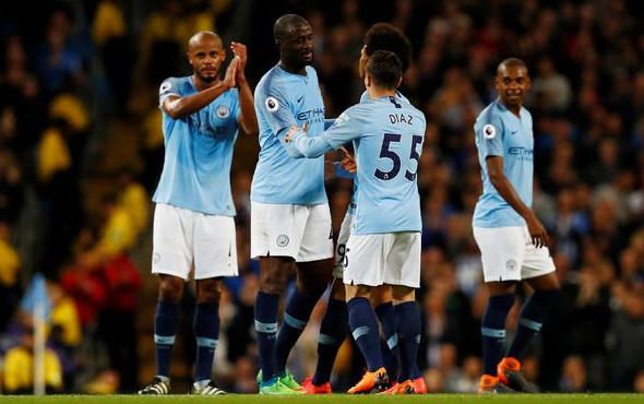 Manchester City 3 attı 3 aldı
