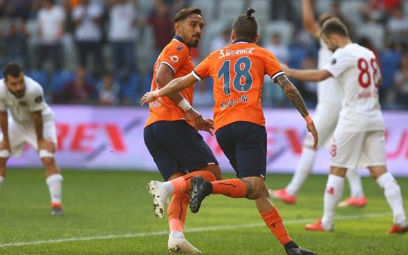 Başakşehir Antalyaspor maçı özeti ve golleri