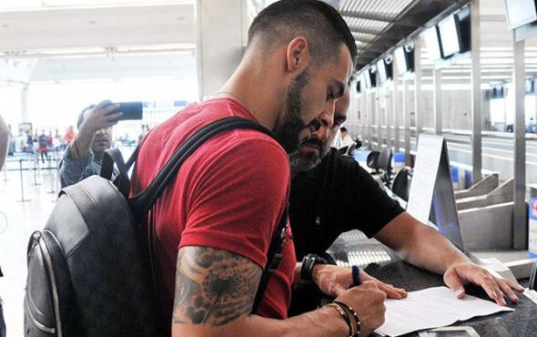 Parayı getirmezse Beşiktaş'la mahkemelik olacak!