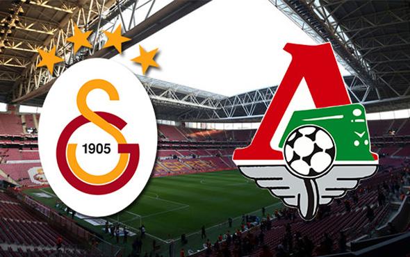 Galatasaray-L.Moskova maçı saat kaçta hangi kanalda?