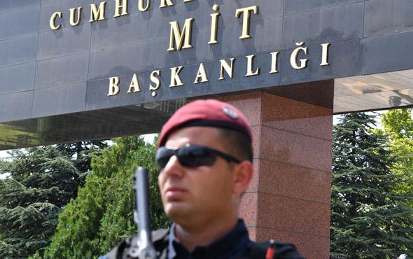 MİT'te görevli askerler hakkında gözaltı kararı!