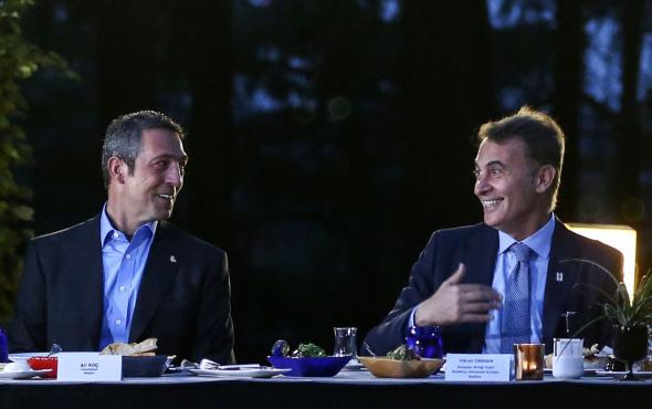 Fenerbahçe Beşiktaş derbisi öncesi çiçek polemiği