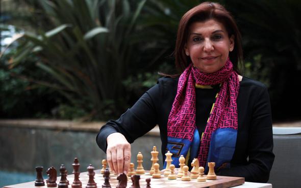 Gebze'deki satranç turnuvası tam not aldı