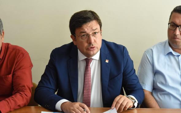 CHP'li Muharrem Erkek'ten Rahip Brunson iddiası