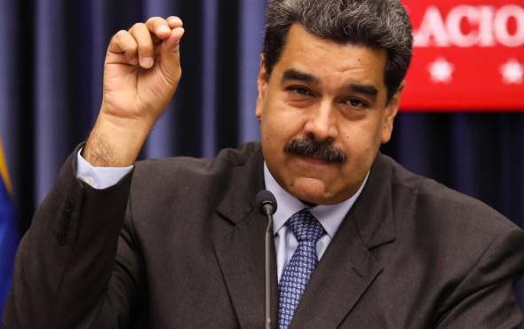 Nusret'te et ziyafeti çeken Maduro kendini böyle savundu!
