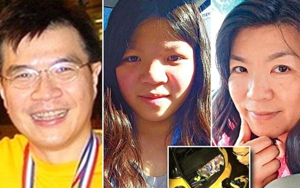 Cani doktor, karısını ve kızını pilates topuyla öldürdü
