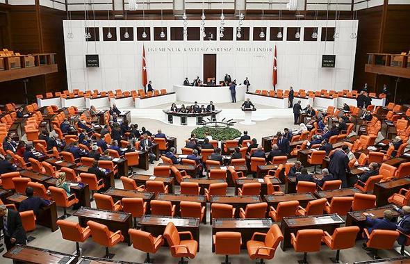 Cumhurbaşkanlığı, Irak ve Suriye tezkeresini Meclis'e gönderdi