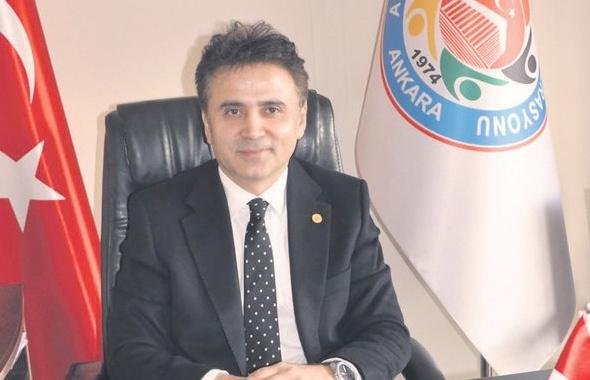 Ankara ASKF'de şok! Herkes onun yüzünden dopluca istifa etti