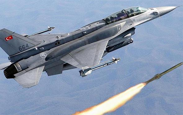 2 hava harekatında 10 PKK'lı terörist etkisiz hale getirildi