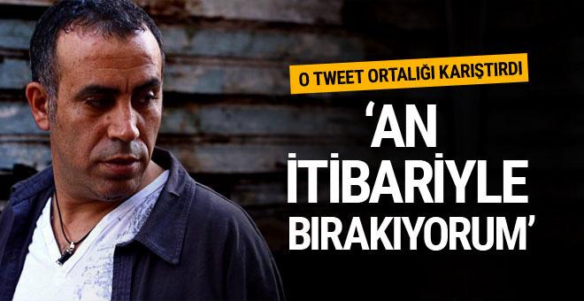 Haluk Levent AHBAP'ı neden bıraktı? Ortalığı karıştıran tweet