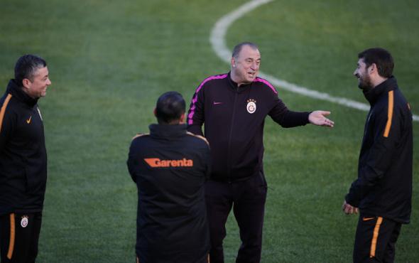 Ümit Davala, Schalke 04 raporunu Terim'e sundu