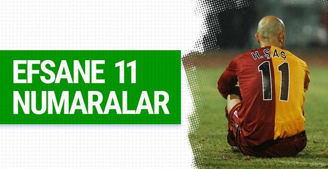 Futbol dünyasının efsane 11 numaraları