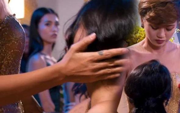 Evlilik yarışmasında  gelin adayları birbirine aşık olup programı terk etti