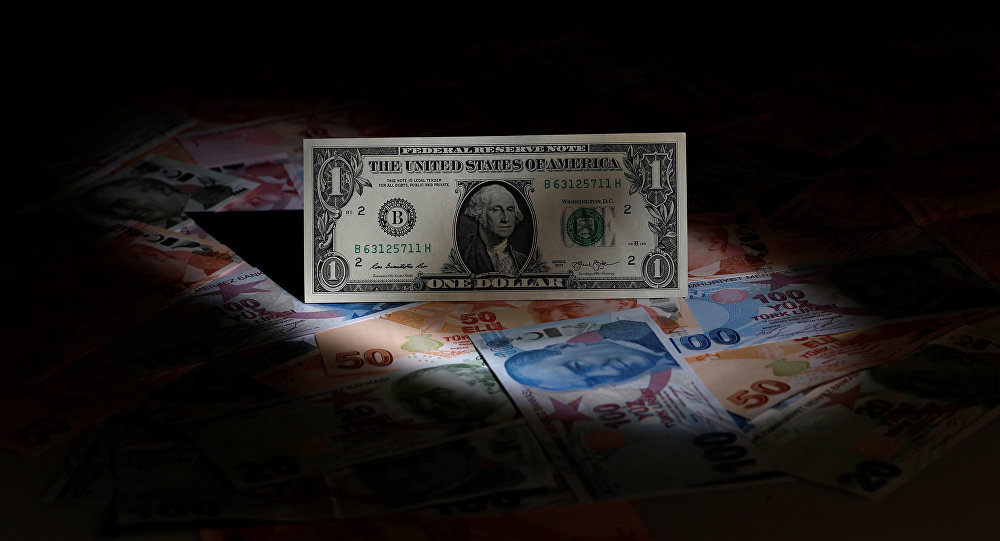 Dolara ne oldu 6 TL'ye kadar indi saat 17.30'da yeniden fırladı